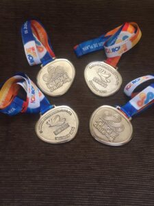 Medallas Iquique 2016