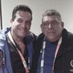 Prof. Eduardo Alvarez y Oscar Ruiz Iquique 2016