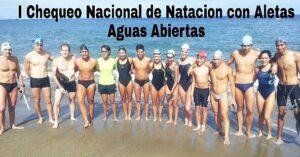 I chequeo ncional aguas abiarteas 2017